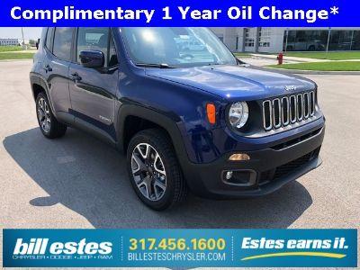 2018 Jeep Renegade Latitude (Blue)