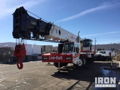 2000 (unverified) Link-Belt HTC-8670LB Hydraulic Truck Crane