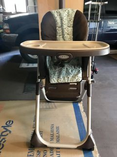Grace Duodiner Highchair/Table Booster