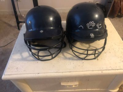 Girls youth softball helmets