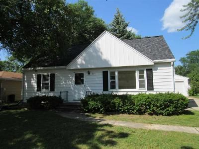 3 Bed 1 Bath Foreclosure Property in Green Bay, WI 54302 - Fiesta Ln