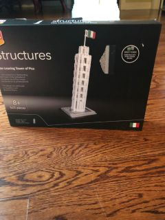 Leaning Tower Of Pisa building set