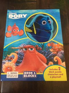 Dory block and books