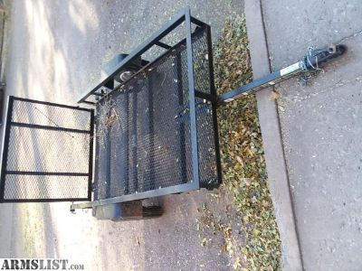 For Sale/Trade: Trailer TS Carry On. 4x7