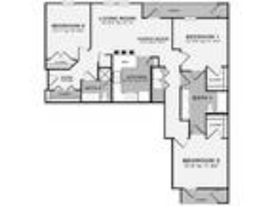 Apartments at Grand Prairie - Three BR Two BA