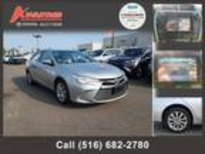 $17698.00 2016 TOYOTA Camry with 21193 miles!