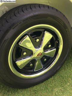 [WTB] Wide 5 porches alloys wheels chrome