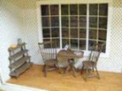 Doll House Furniture (South Sub)