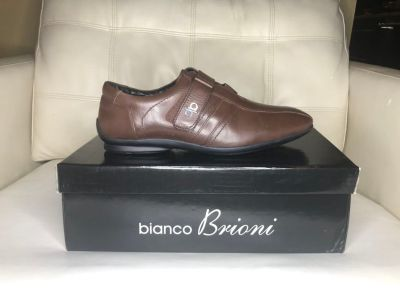 bianco Brion Brown shoes