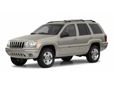 2002 Jeep Grand Cherokee Laredo (Blue)