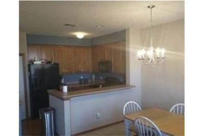 3 Spacious BR in Maple Grove. 2 Car Garage!