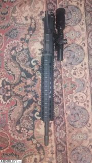 For Sale: 7.62x39 complete upper