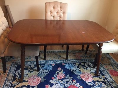 Kitchen/Dining table (table only) 60 x39.5 x29