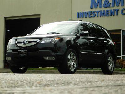 2009 Acura MDX Base (Black)