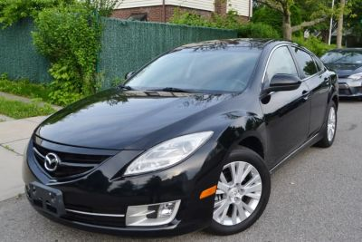 2009 Mazda Mazda6 i Touring (Ebony Black)