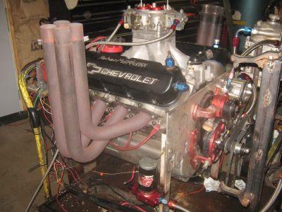 rehr morrison race engine 1050hp 535ci
