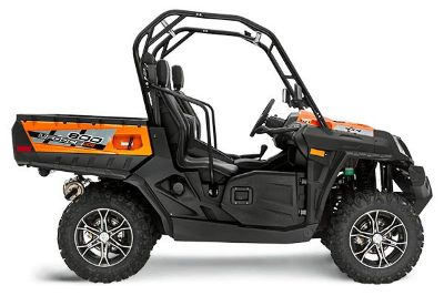 2017 CFMOTO UForce 800 EPS Utility SxS Utility Vehicles Guilderland, NY