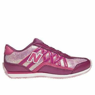 Girls NEW BALANCE KL400 PPY in Pink. Sz-6