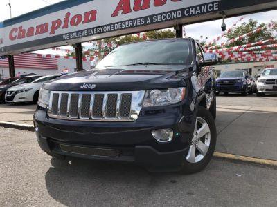 2012 Jeep Grand Cherokee Laredo (True Blue Pearl)