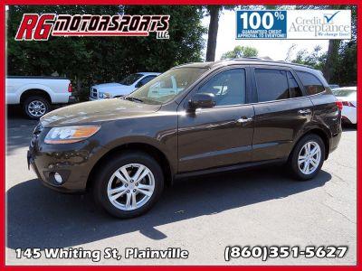 2011 Hyundai Santa Fe Limited (Brown)