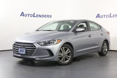 2017 Hyundai Elantra (Shale Gray Metallic)