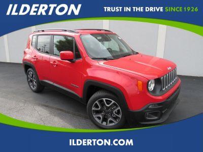2018 Jeep Renegade LATITUDE 4X2 ()