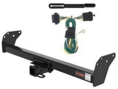 Purchase Curt Class 3 Trailer Hitch & Wiring for 1984-1991 Chevrolet Blazer & GMC Jimmy motorcycle in Greenville, Wisconsin, US, for US $140.50