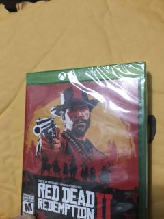Red Dead Redemption 2 *Sealed*
