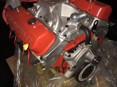 ZZ572/720R big block Chevy engine