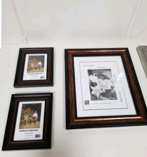 Wall Mount Picture Frames