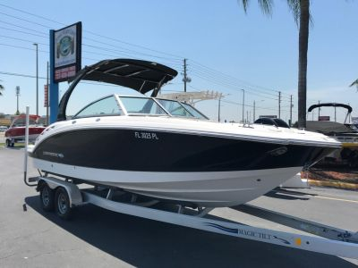2013 Chaparral 244 Sunesta Runabouts Boats Holiday, FL