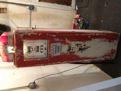 Erie 70 gas pump