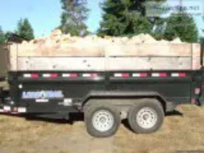 Premium Barkless Firewood Douglas Fir