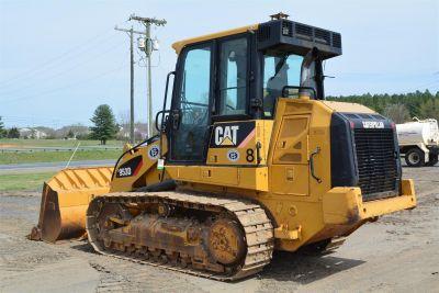 2010 CAT 953D