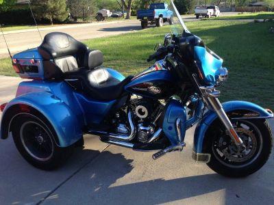 2011 Harley Davison Ultra Tri Glide Custom Trike