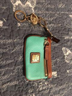 Brand new Dooney & Bourke coin purse