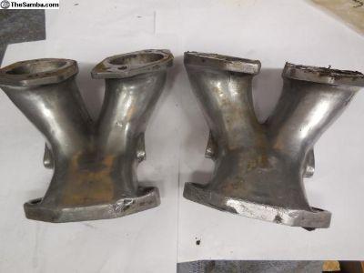 VW Manifolds For Weber Carburetors 48 - 30