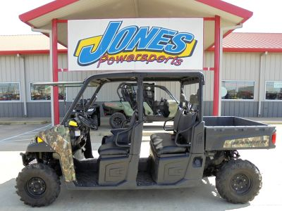 2014 Polaris Ranger Crew 900 Side x Side Utility Vehicles Durant, OK