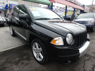 2010 Jeep Compass Limited (Brilliant Black Crystal Pearl)