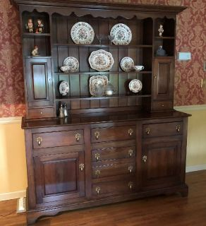 STickley Cherry hutch