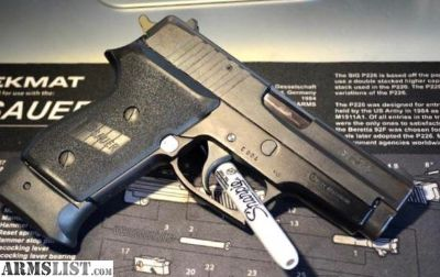 For Sale/Trade: Sig P245