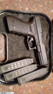 For Sale: WTS GLOCK 21 gen3 w/3mags.. ammo also available