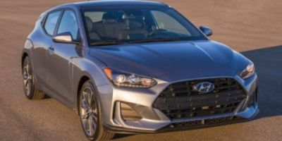 2019 Hyundai Veloster Turbo (Sunset Orange)