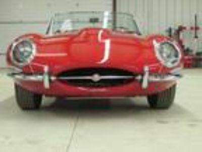 1964 Jaguar E-Type xke Original