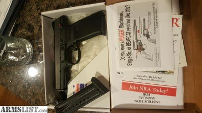 For Sale: Ruger sr9e new in box