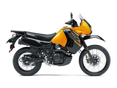 2018 Kawasaki KLR650 Dual Purpose Motorcycles Irvine, CA