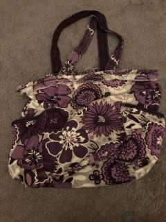 Thirty-one retro metro bag - ink marks inside - porch pick up