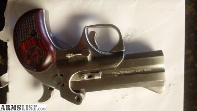 For Sale: BOND ARMS 410/45 COLT 3.5 INCH BARREL TRADES WELCOME