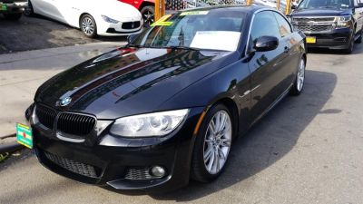 2013 BMW Legend 335i (Black Sapphire Metallic)