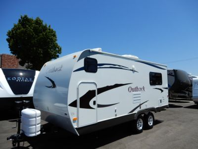 2010 Keystone Outback 21RS